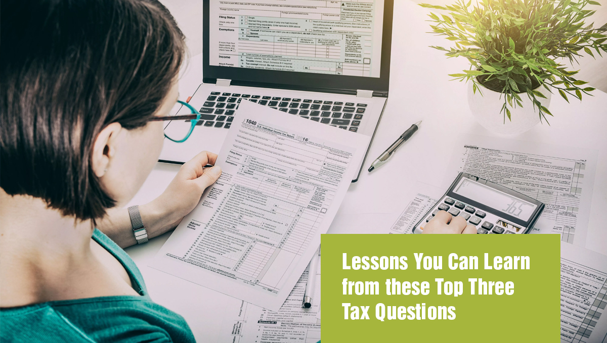Tax Lessons